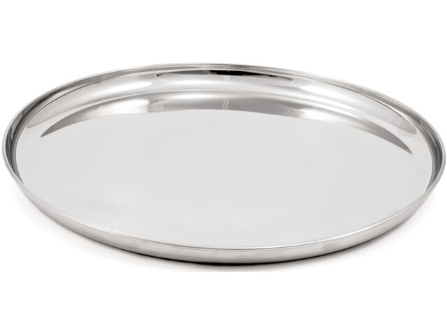 GSI Glacier Stainless Plaque